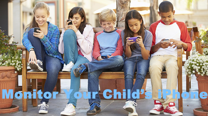 monitor your child's cell phone use